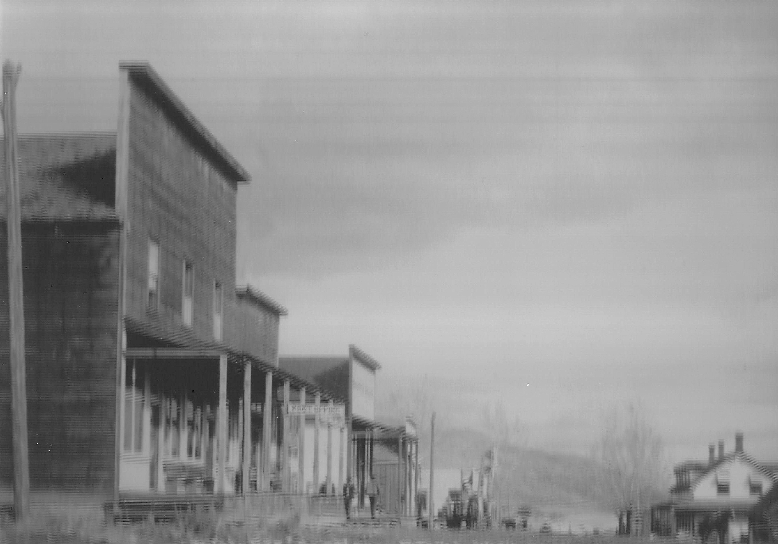 Pateros Main Street about 1910